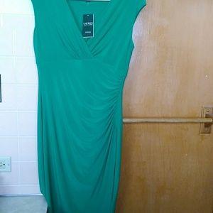 Brand New Green Ralph Lauren Dress